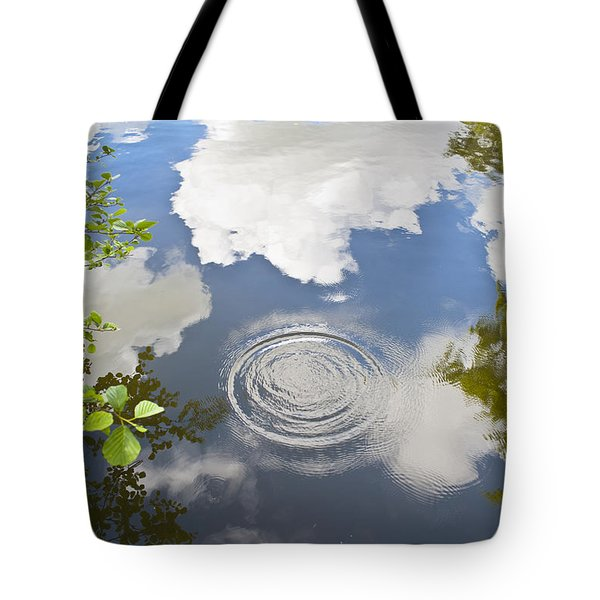 Tranquillity Tote Bag by Jan Bickerton