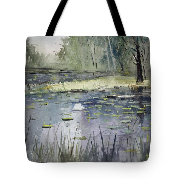 Tranquillity Tote Bag