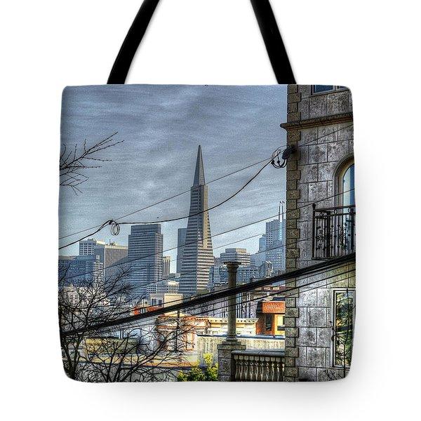 Transamerica View Tote Bag