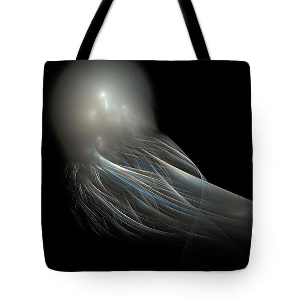 Transcendent Owl Tote Bag by Peter R Nicholls