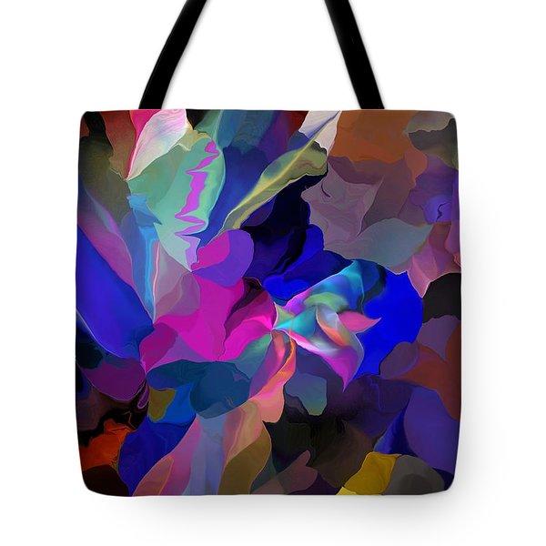 Transcendental Altered States Tote Bag by David Lane