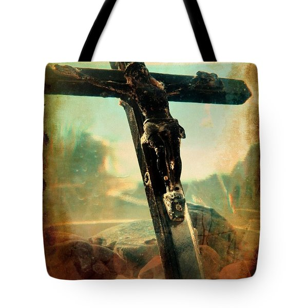 Transcendental Tote Bag