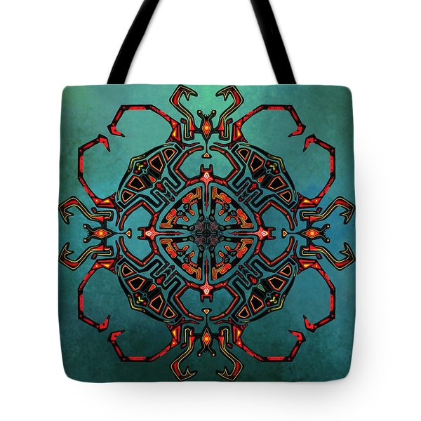 Transcrab Tote Bag