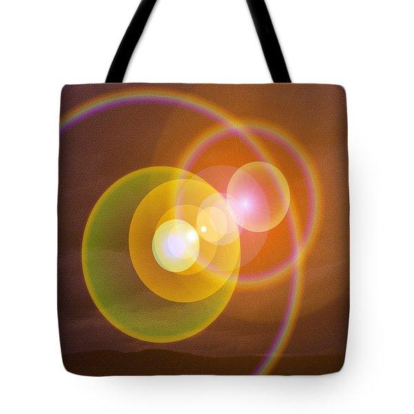 Transending Tote Bag by Jeff Swan