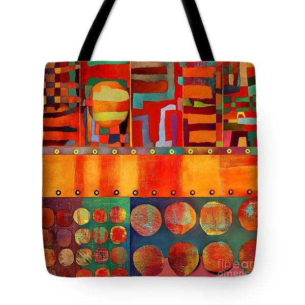 Transit Of Venus Tote Bag by Elena Nosyreva