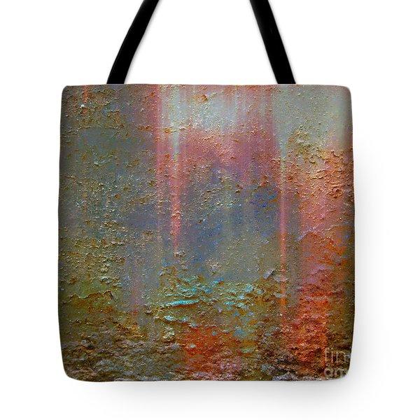 Rust Never Stops Tote Bag