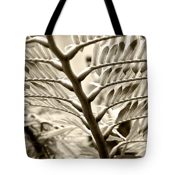 Translucidity Tote Bag