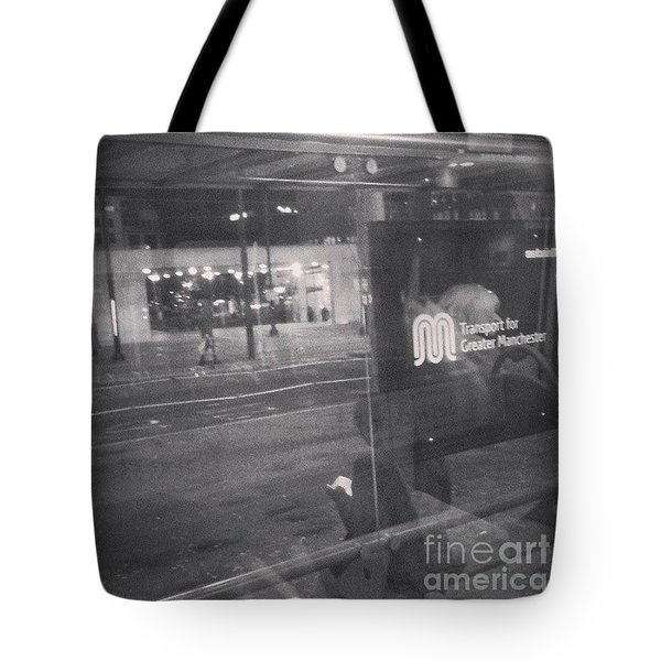 Transport For Greater #manchester Tote Bag