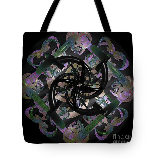 Trapped Emotion Tote Bag by Sara  Raber