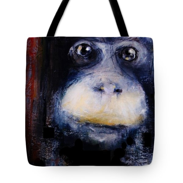Trapped Tote Bag by Jean Cormier