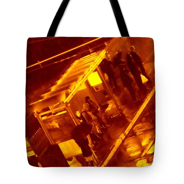 Travel Companions Tote Bag by Nick David
