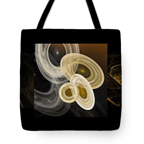 Travel In Time To 1969 Series Pano Tote Bag by Andee Design