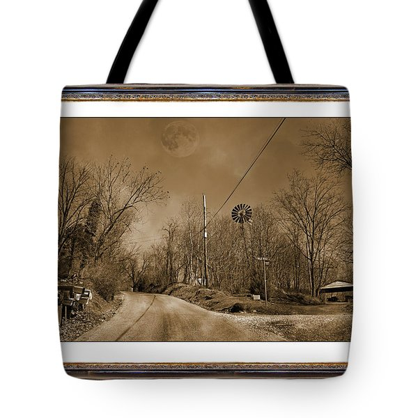 Traveling Through Oz Tote Bag by Betsy Knapp