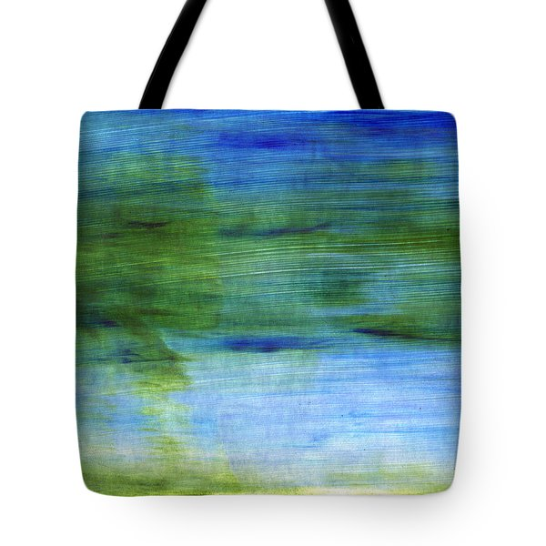 Traveling West Tote Bag by Linda Woods