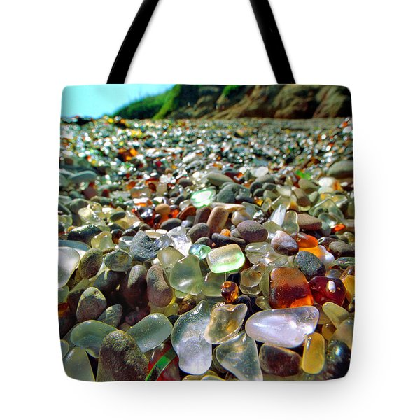 Treasure Beach Tote Bag by Daniel Furon
