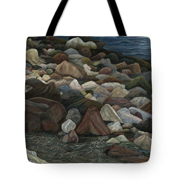 Treasure Stones Tote Bag