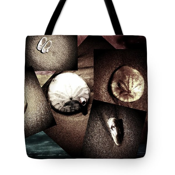 Treasures Of The Sea Tote Bag