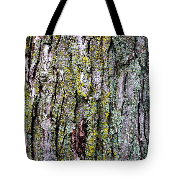Tree Bark Detail Study Tote Bag by Design Turnpike