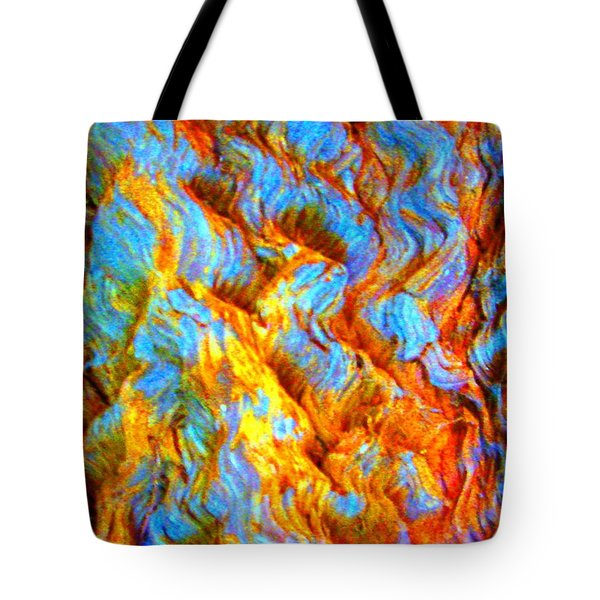 Tree Bark Tote Bag by Julia Ivanovna Willhite