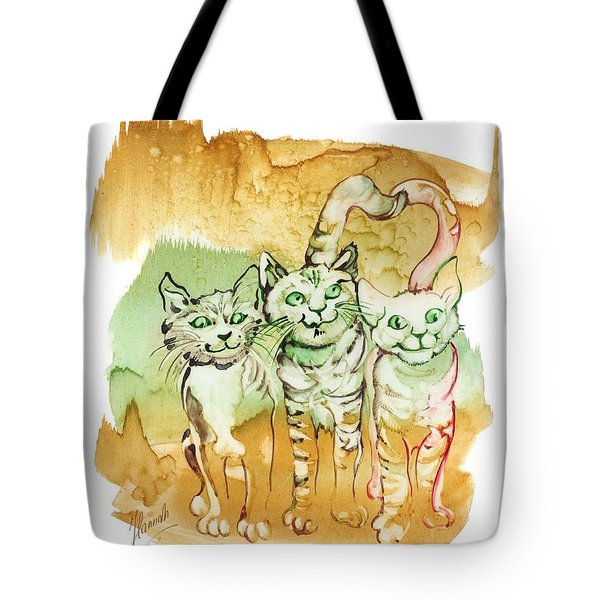 Tree Brothers  Tote Bag