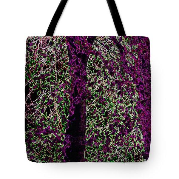 Tree Tote Bag by Carol Lynch