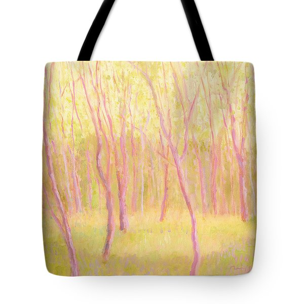 Tree Dance Tote Bag
