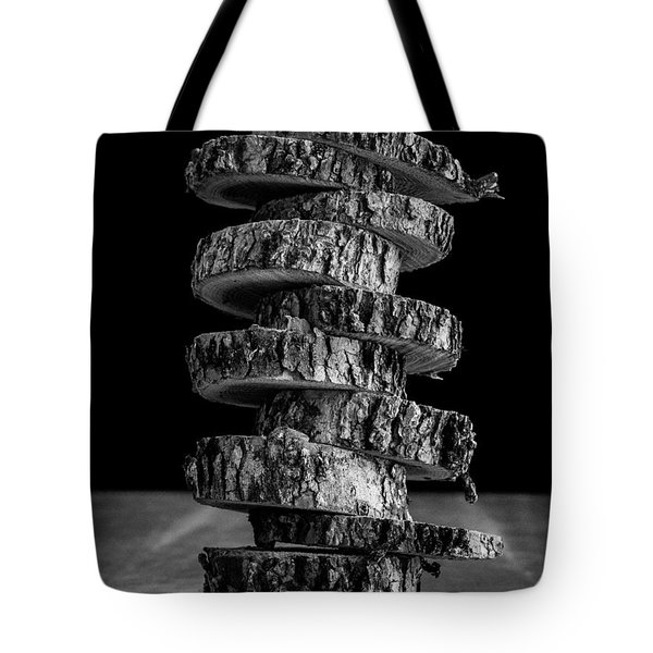 Tree Deconstructed Tote Bag