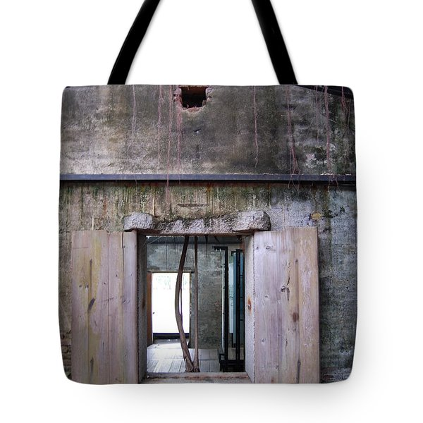 Tree House Tote Bag