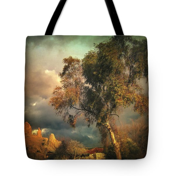 Tree Of Confusion Tote Bag by Taylan Apukovska