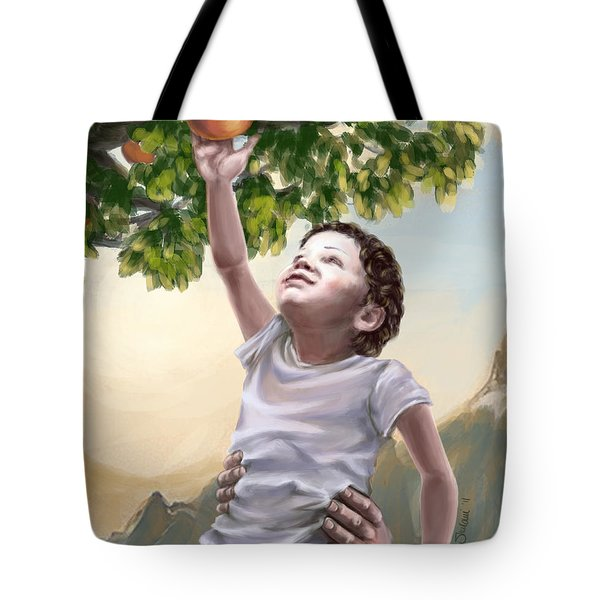 Tree Of Life Tote Bag by Tamer and Cindy Elsharouni