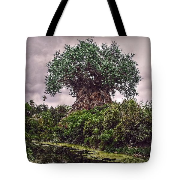 Tree Of Life Tote Bag by Hanny Heim