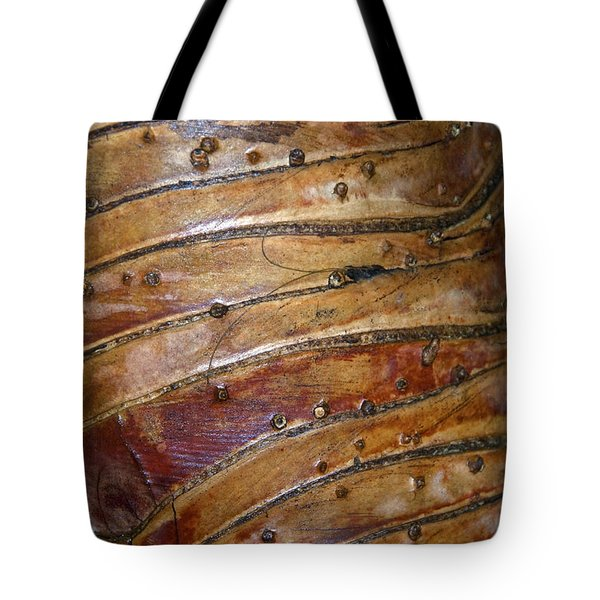 Tree Patterns Tote Bag