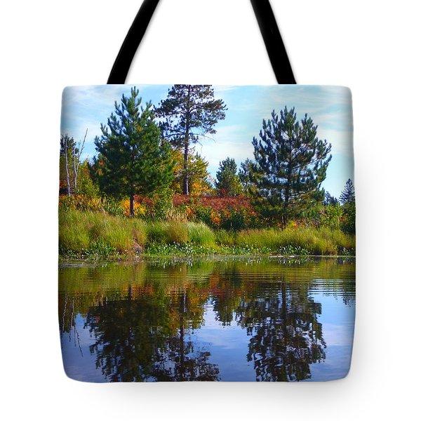 Tree Sisters Tote Bag