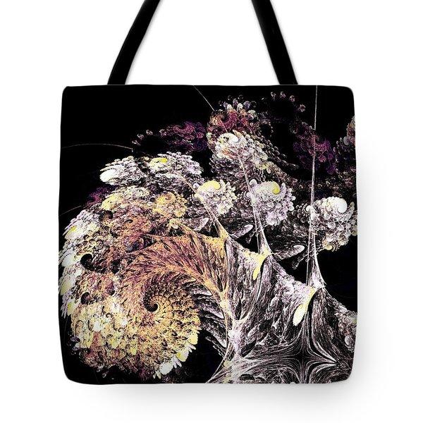 Tree Spirit Tote Bag by Anastasiya Malakhova