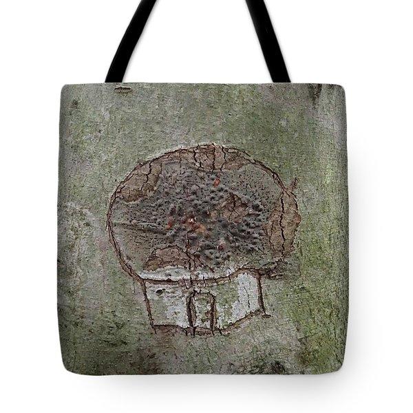 Tree Spirit Tote Bag by Robert Nickologianis