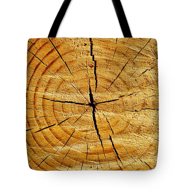 Tote Bag featuring the photograph Tree Trunk by Fabrizio Troiani