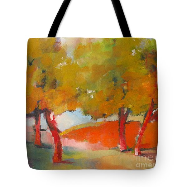 Trees #5 Tote Bag