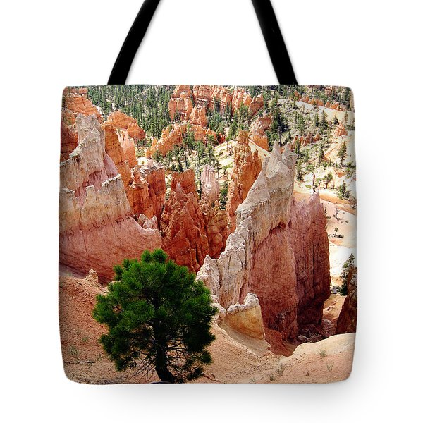 Tote Bag featuring the photograph Tree's Eye View by Meghan at FireBonnet Art