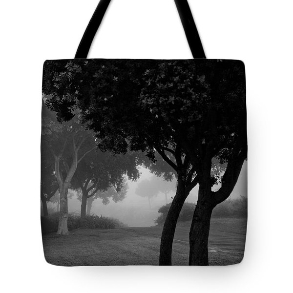 Trees In The Midst 1 Tote Bag