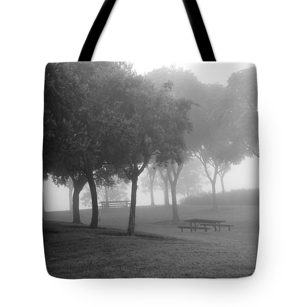 Trees In The Midst 3 Tote Bag