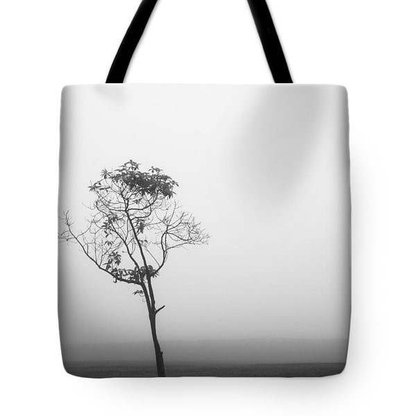 Trees In The Midst 4 Tote Bag