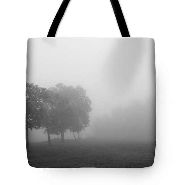 Trees In The Midst 5 Tote Bag