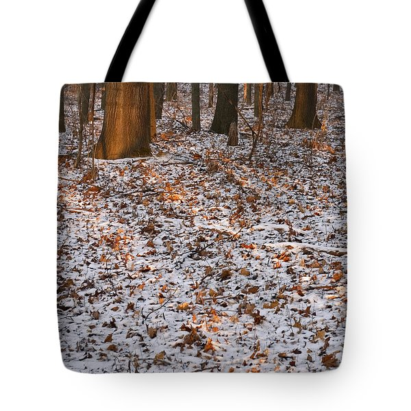 Trees Tote Bag by Steven Ralser