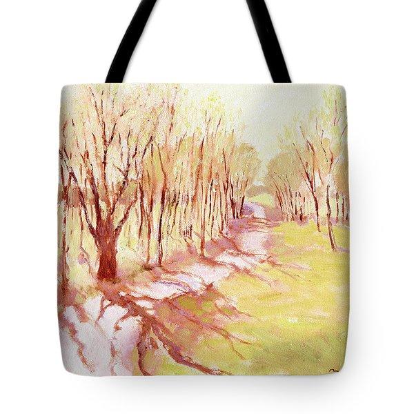 Trees4 Tote Bag