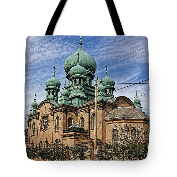 Tremont Church Tote Bag