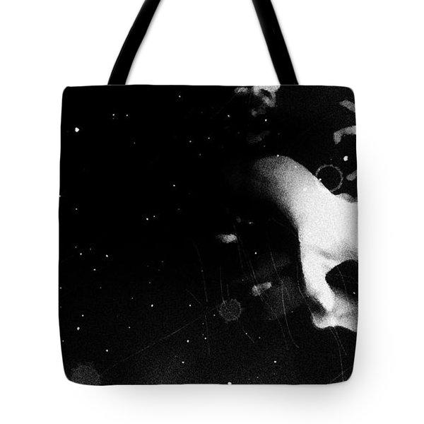 Trepidation Tote Bag by Jessica Shelton