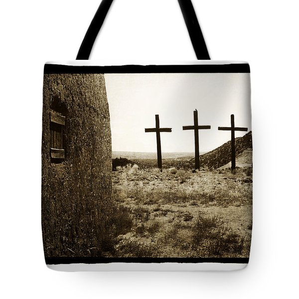 Tote Bag featuring the photograph Tres Cruces New Mexico by Jennifer Wright