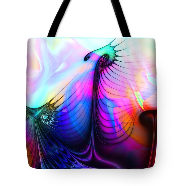 Tres Lunatics Tote Bag