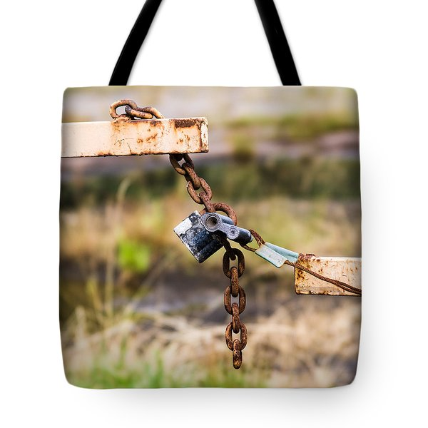 Trespassers W - Featured 3 Tote Bag by Alexander Senin