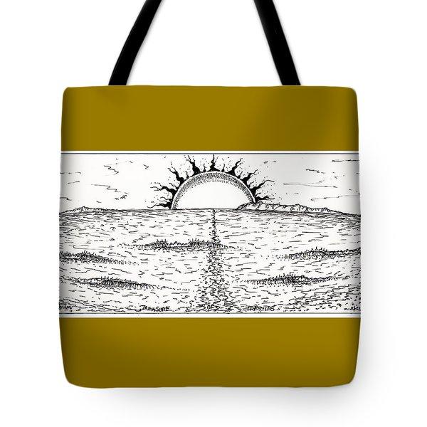 Trestles Tote Bag